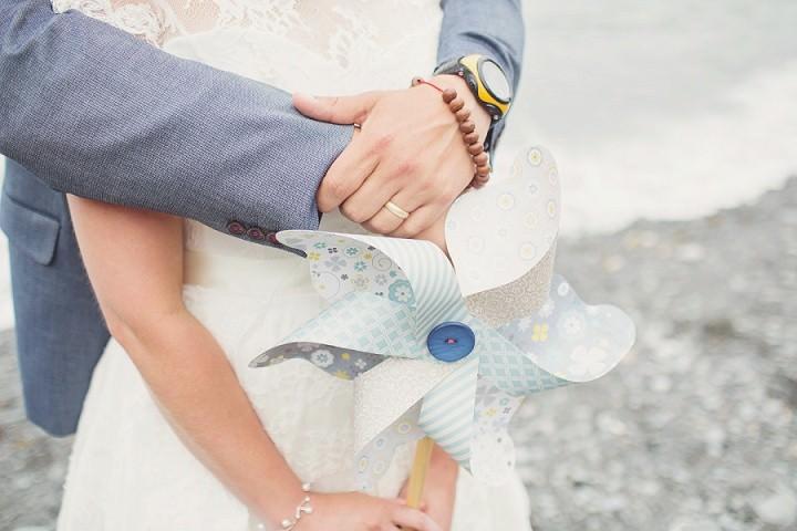 39 Beach Side Devon Wedding. By Cotton Candy