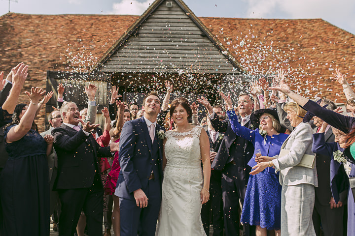 4 Barn Wedding. By Benjamin Stuart Photography