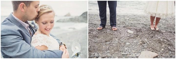 40 Beach Side Devon Wedding. By Cotton Candy