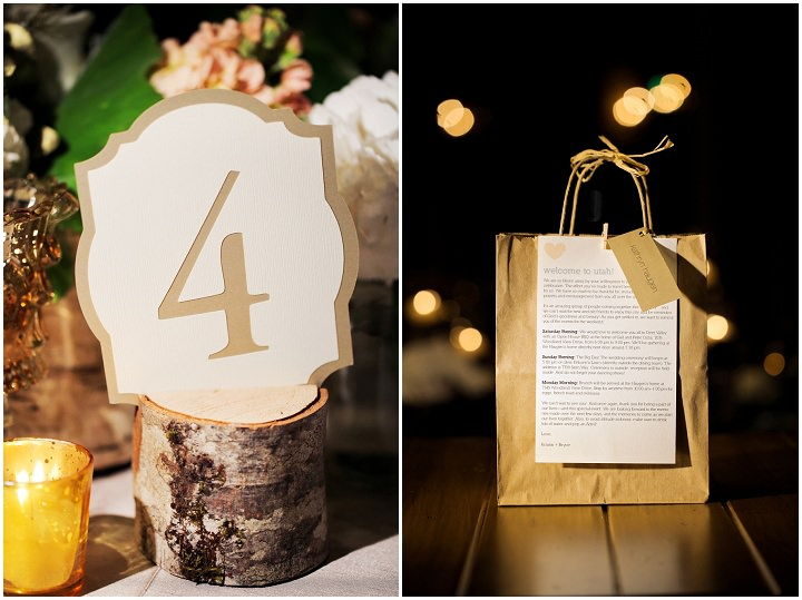 42 Mountain Wedding By Pepper Nix Photography