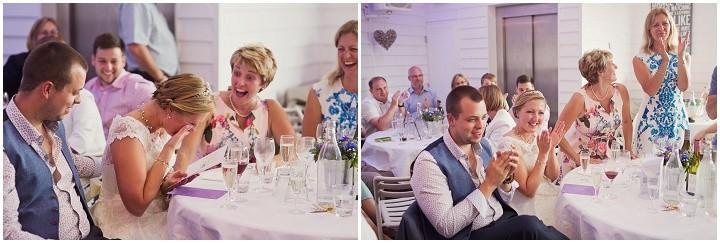 47 Beach Side Devon Wedding. By Cotton Candy