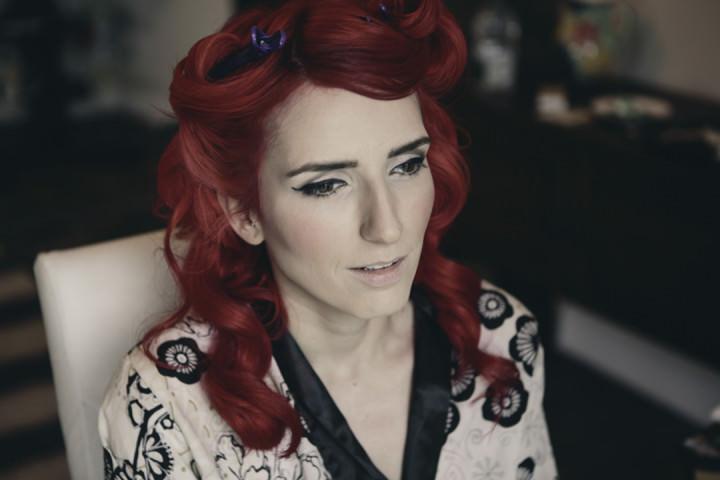 5 Punk-Chic Retro Wedding By Maria Bryzhko