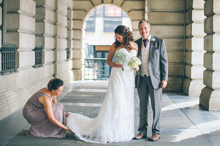 6 Nottingham  Wedding By Firsthand Photography