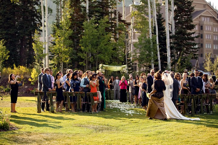 8 Rustic Outdoor Wedding By Pepper Nix Photography