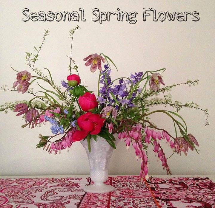 Seasonal Spring Flowers
