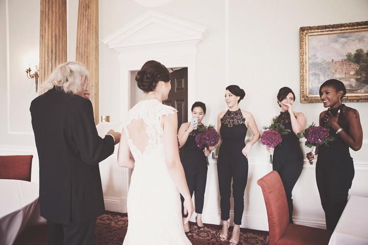 10 Backyard Wedding. By Benni Carol Photography.