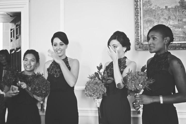 11 Backyard Wedding. By Benni Carol Photography.