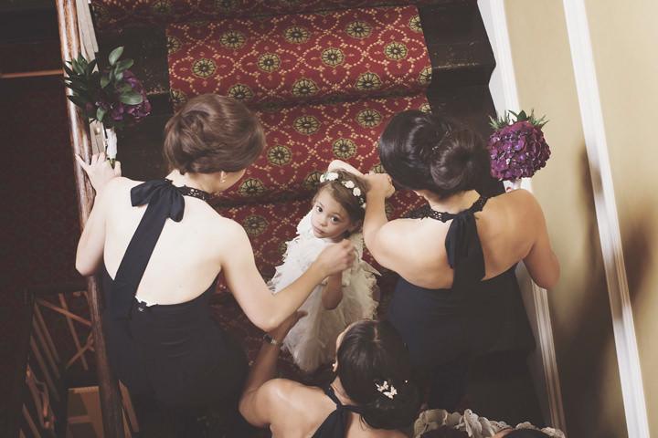 13 Backyard Wedding. By Benni Carol Photography.