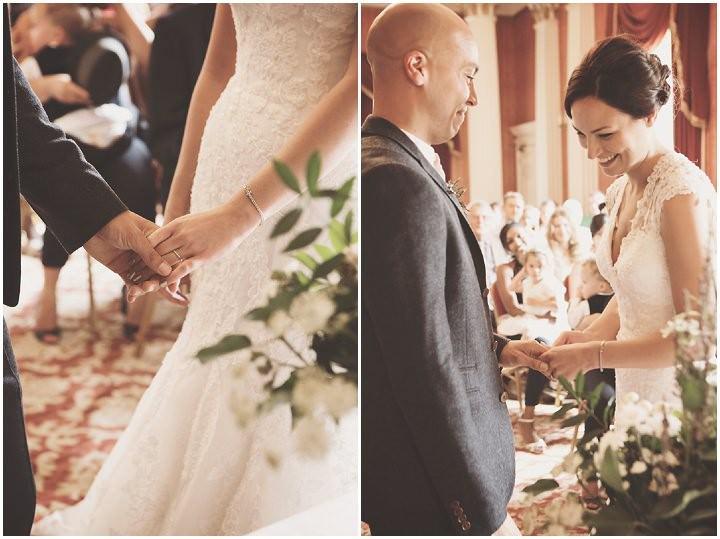 16 Backyard Wedding. By Benni Carol Photography.
