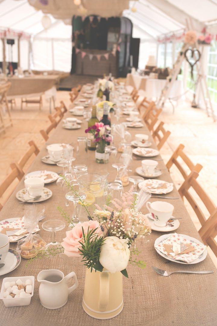 17 Farm Wedding By Struth Photography