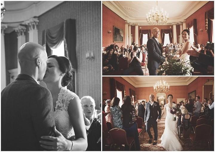 18 Backyard Wedding. By Benni Carol Photography.