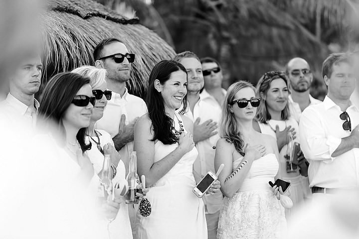 18 Bohemian Beach Wedding in Mexico. By Quetzal Photo