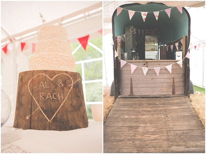19 Farm Wedding By Struth Photography
