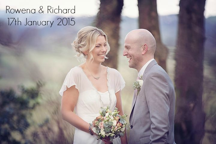 Rowena and Richard's Lux Winter Woodland Wedding By Tiree Dawson Photography