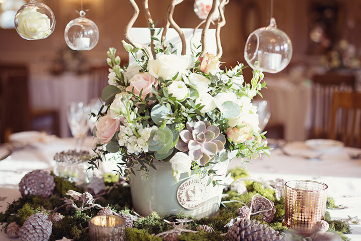 2 Winter Woodland Wedding By Tiree Dawson Photography