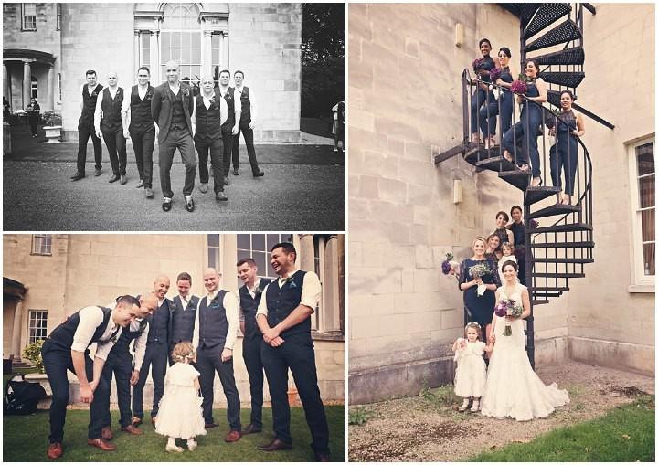 20 Backyard Wedding. By Benni Carol Photography.