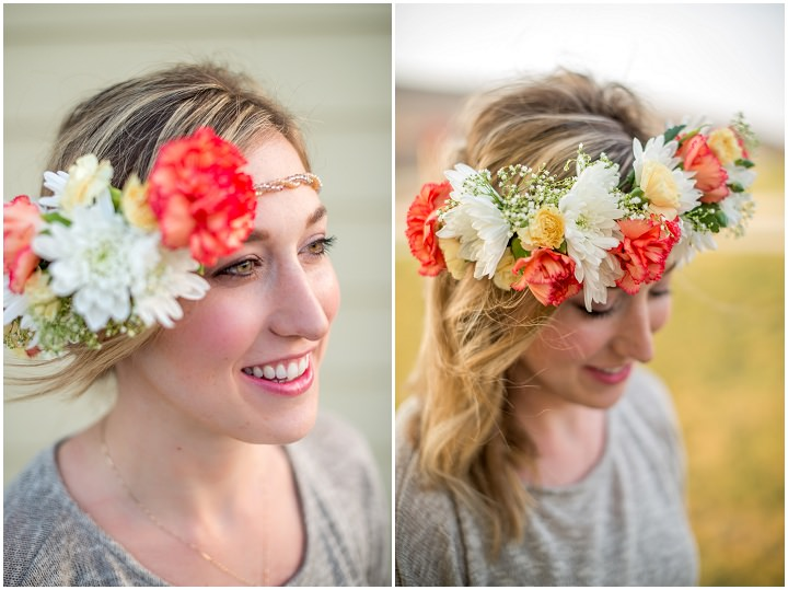DIY Tutorial - learn how to make this Fabulous Flower Crown with ... f5672f58587