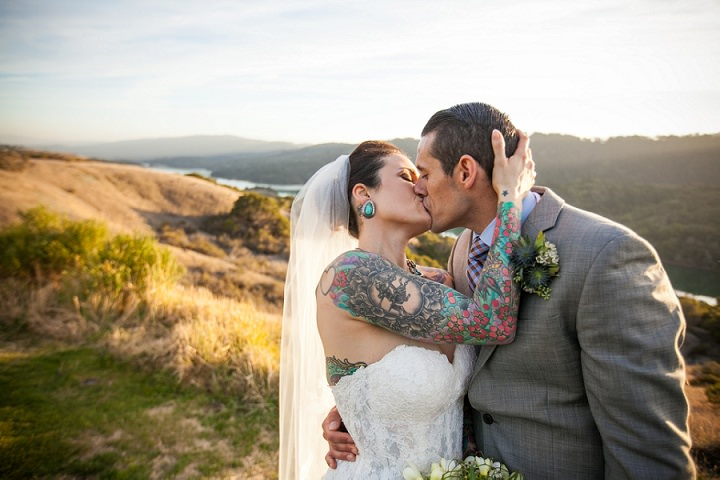 21 Turquoise and Coral Tattooed Wedding By A Perfect Impression