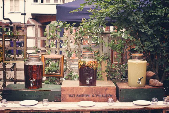 23 Backyard Wedding. By Benni Carol Photography.
