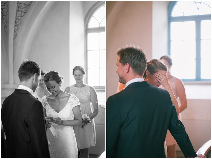 23 Barefoot, Swedish Wedding. By Loke Roos