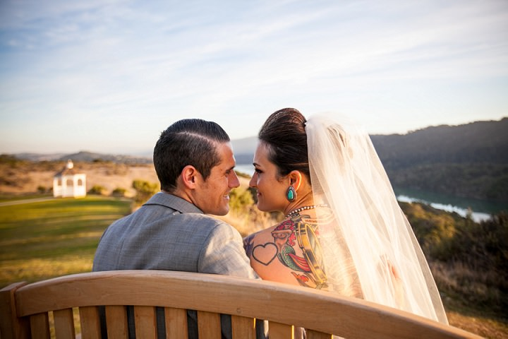 24 Turquoise and Coral Tattooed Wedding By A Perfect Impression