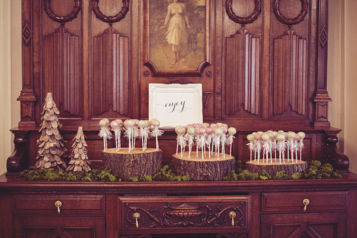 28 Winter Woodland Wedding By Tiree Dawson Photography