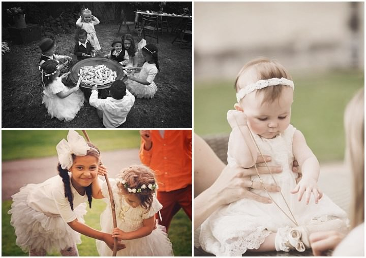 29 Backyard Wedding. By Benni Carol Photography.