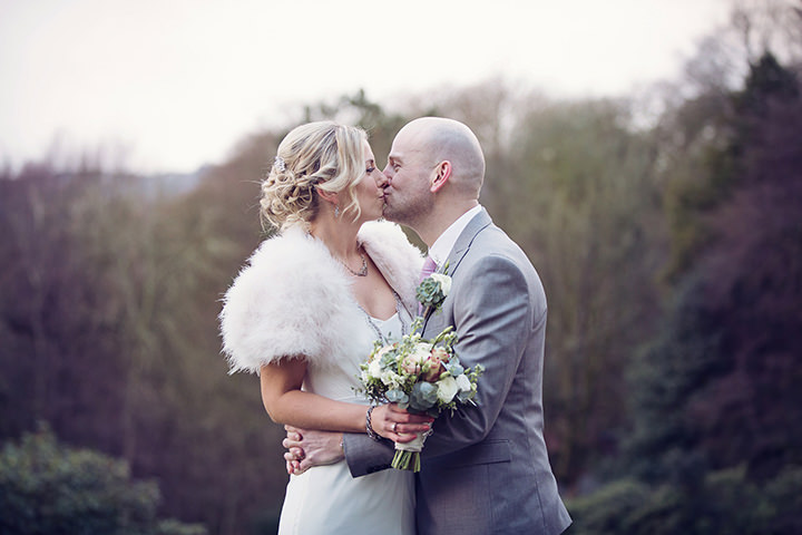 32 Winter Woodland Wedding By Tiree Dawson Photography
