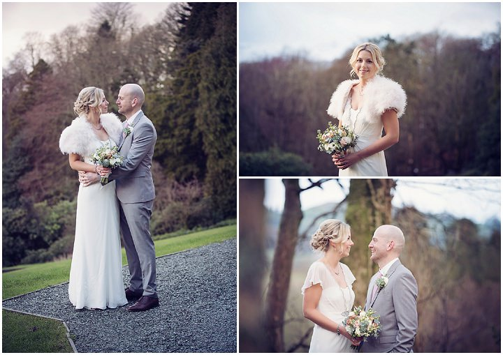 33 Winter Woodland Wedding By Tiree Dawson Photography
