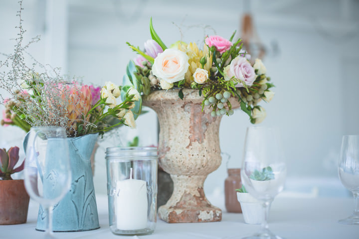 Shabby Chic, Rustic Country Wedding in Cape Town By Real Simple ...