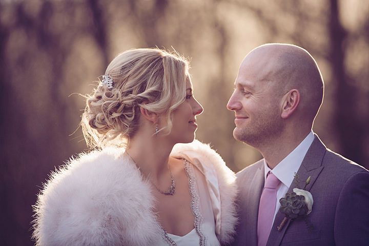 36 Winter Woodland Wedding By Tiree Dawson Photography