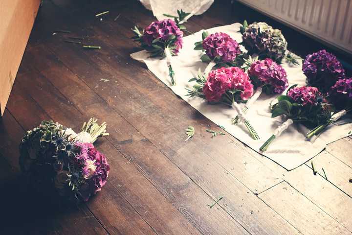 6 Backyard Wedding. By Benni Carol Photography.