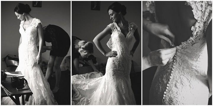 7 Backyard Wedding. By Benni Carol Photography.