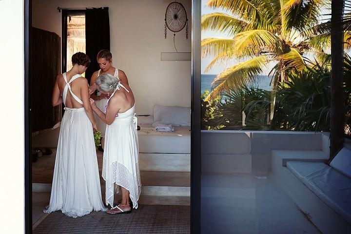 7 Bohemian Beach Wedding in Mexico. By Quetzal Photo