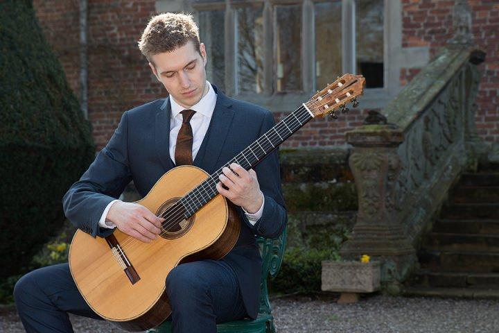 8 Ed Peczek - Wedding Guitarist