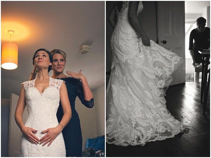 9 Backyard Wedding. By Benni Carol Photography.