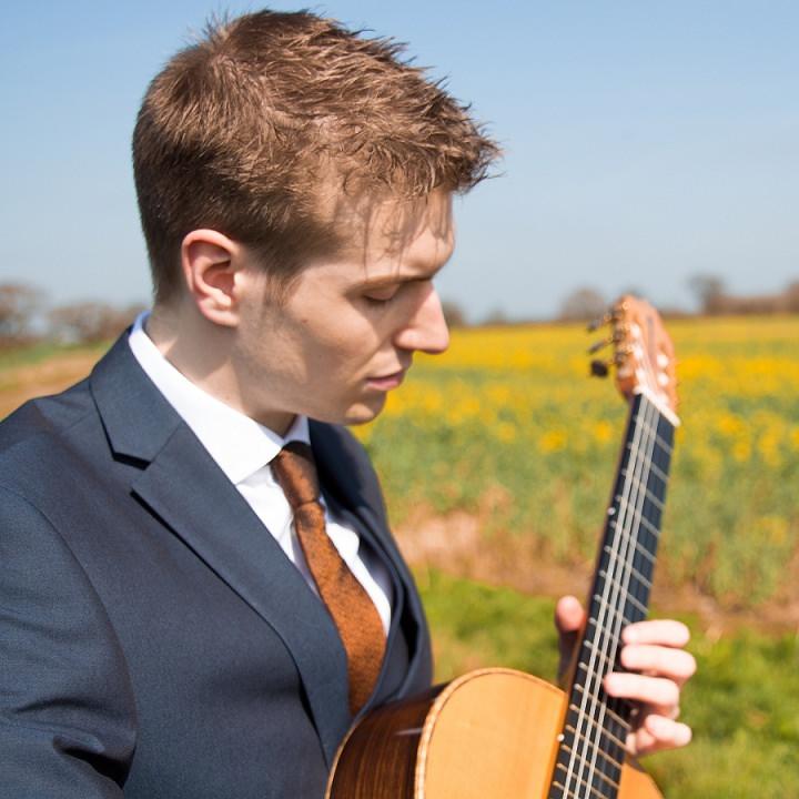 9 Ed Peczek - Wedding Guitarist