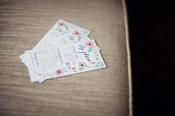 9 Winter Woodland Wedding By Tiree Dawson Photography