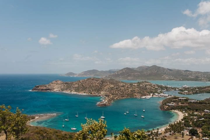 #bridalblogathon that took place in May 2015 for Boho Weddings.  St.Lucia and Antigua Wedding and Honeymoon experience