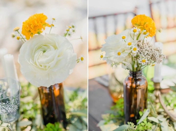Outdoors Wedding Inspiration