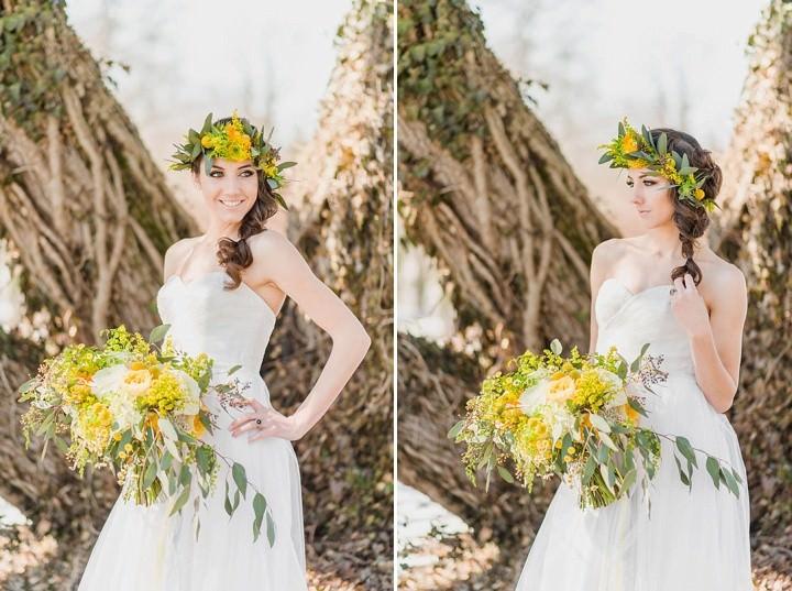 Outdoors Wedding Inspiration