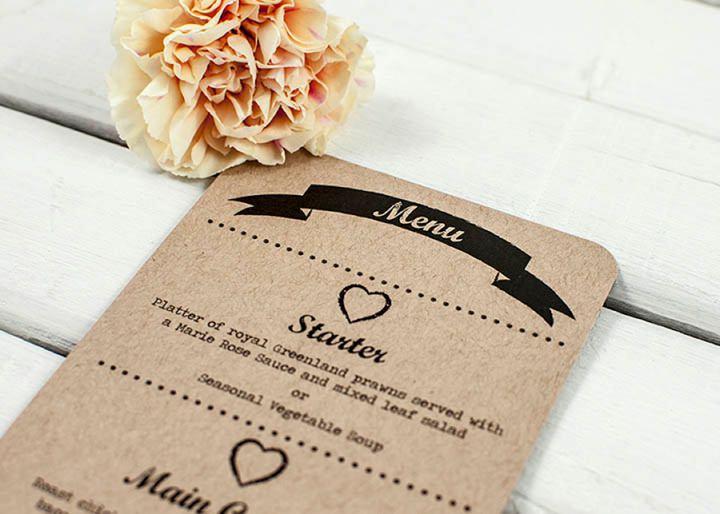 Norma Dorothy Wedding Stationery