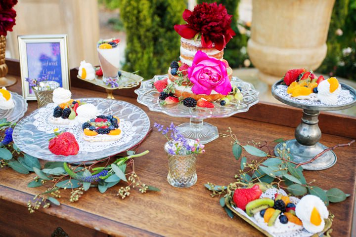 Southern California Styled Shoot