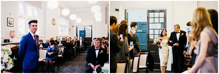 12 Intimate London Wedding By Babb Photo