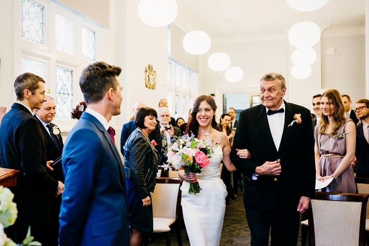 13 Intimate London Wedding By Babb Photo