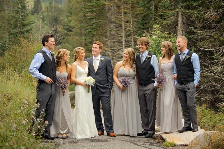 13 Mountain Wedding by Logan Walker Photography