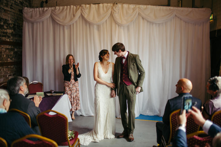 14 Eclectic Sheffield Wedding by Roar Photography