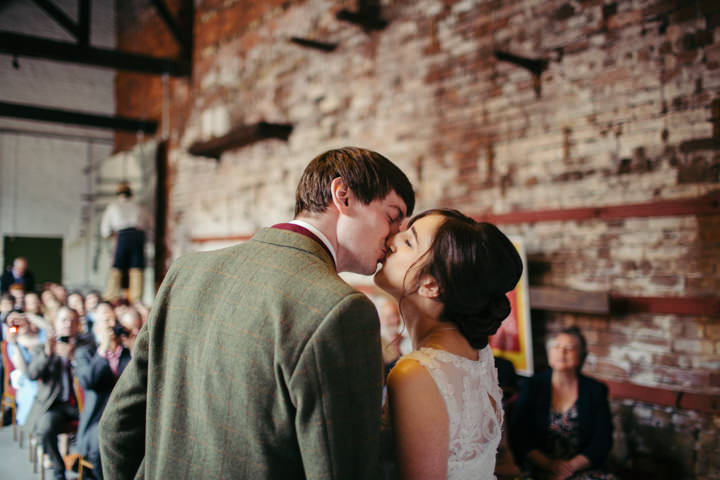 15 Eclectic Sheffield Wedding by Roar Photography