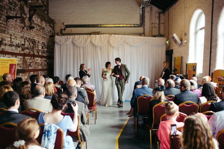 16 Eclectic Sheffield Wedding by Roar Photography