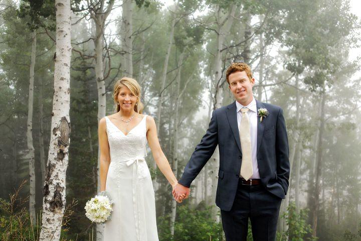 17 Mountain Wedding by Logan Walker Photography